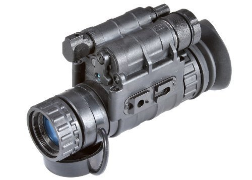 Armasight Nyx-14 GEN 2+ ID MG Multi-Purpose Improved Definition Night Vision Monocular with Manual Gain, Black by Armasight Inc.