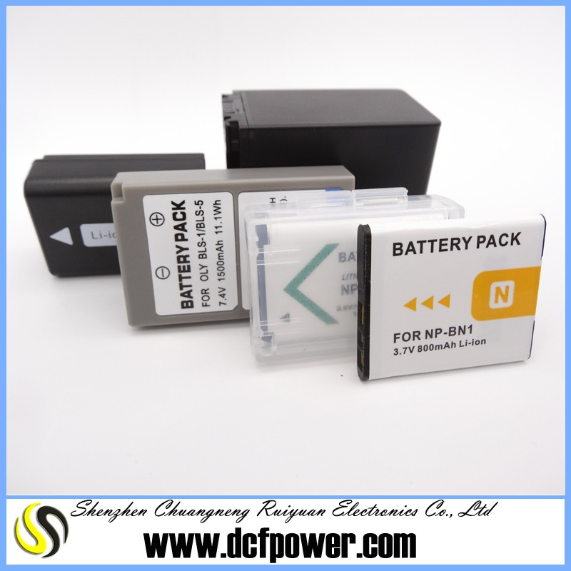 Battery manufacturer for Option Z10 L77 DiMAGE X50 DiMAGE X60 Xacti VPC-A5 digital camera battery pack DB-L30 DB-L30A