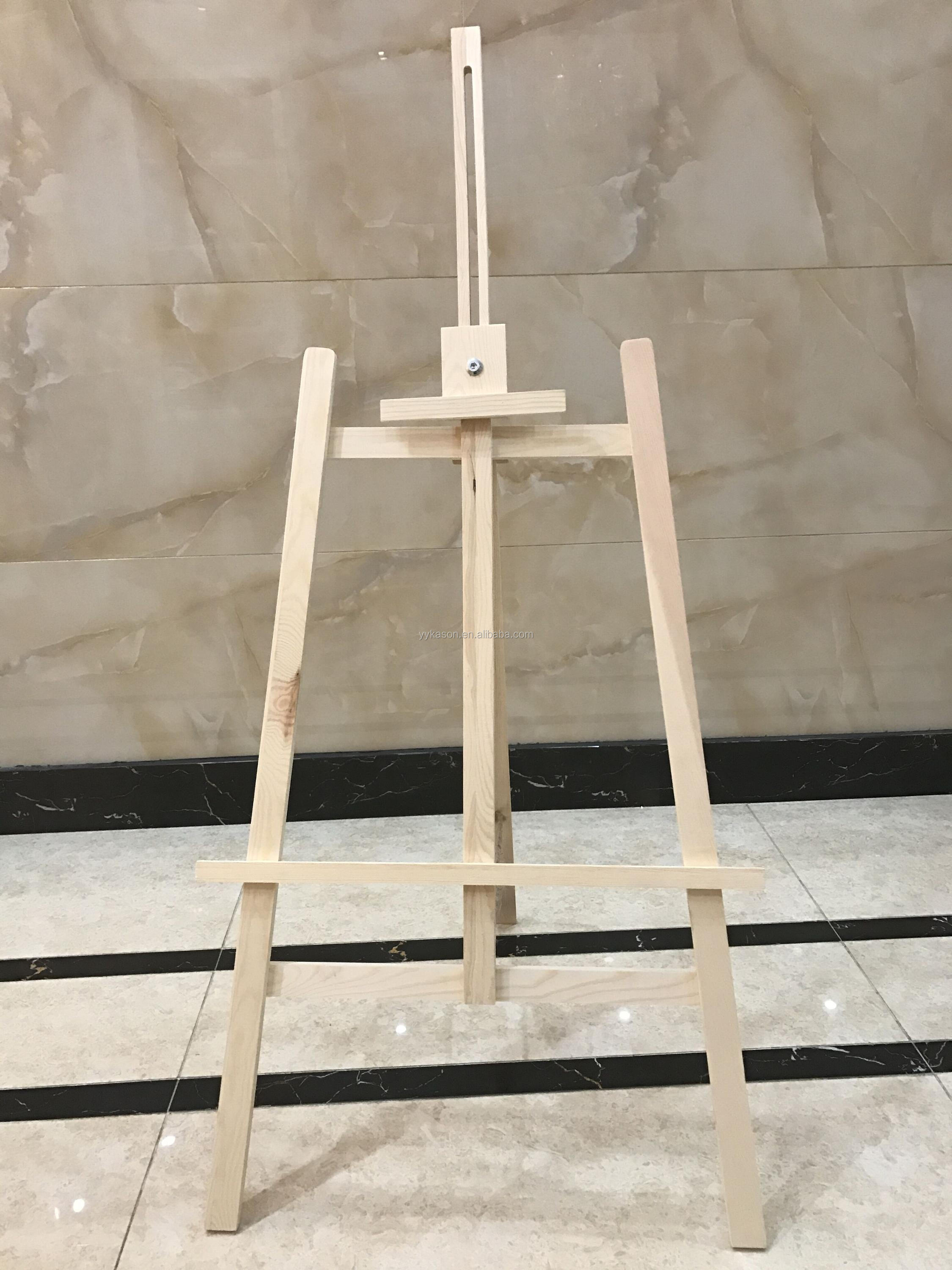 Table top drawing easel - Antique Wooden Art Display Drawing Artist Part Stand Painting Small Table Top Tabletop Wood Easel