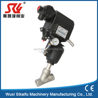 Looking for Agent! Electrically Actuated Steam Control Valve