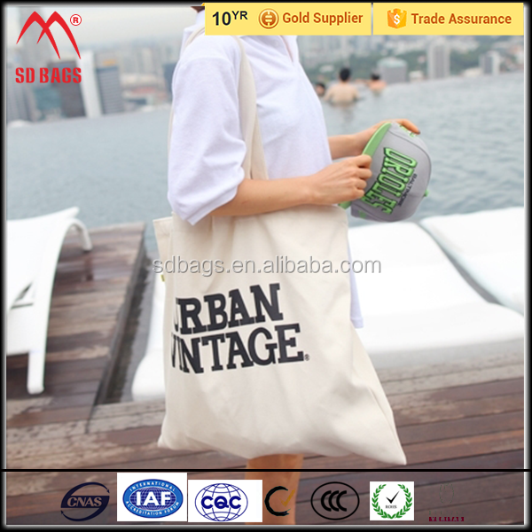 Hot new products for 2015 canvas sling bag