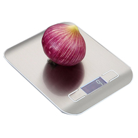Stainless Steel Platform Scale Electronic Digital Food Kitchen Weighing Scale