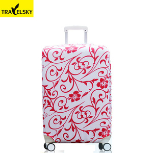 1686110 custom personalized design foldable luggage bag case dust cover