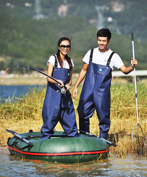 Blue-Fishing-Wader-for-Lovers-Waterproof