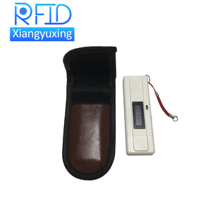 usb small scanner iso 11784/85 rfid fdx-b reader for animal microchip