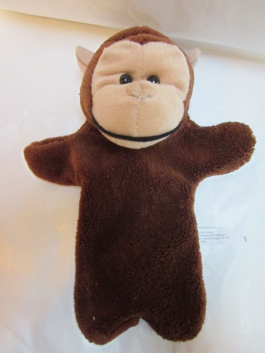 Proud Toy Monkey Hand Puppet 11 inch puppet