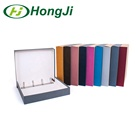 Archival Ring Binder Clam shell Box Binder A5/A4 3/ 6 Ring Binder