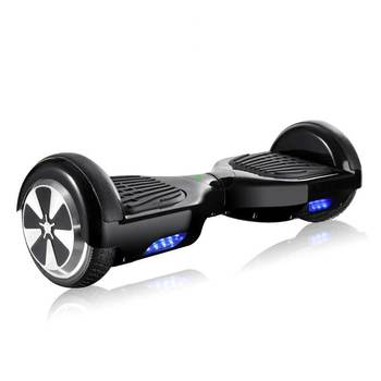 2017 most popular Christmas gift top quality smart scooter electric hoverboard