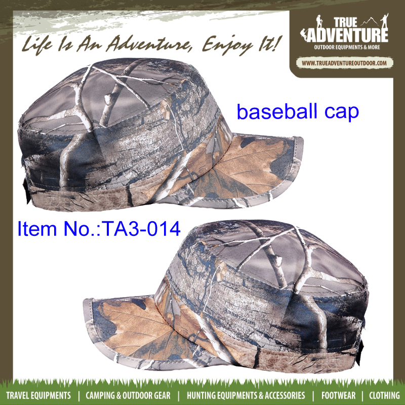 fashion custom military style and camo 5 panels camp baseball caps and hats