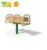 back training fitness machine oval wooden gym equipment for sale