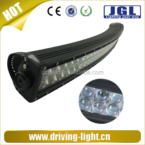 Automotive Led Light Bar Curved,4d Cree 5w Led Bulb Light ...