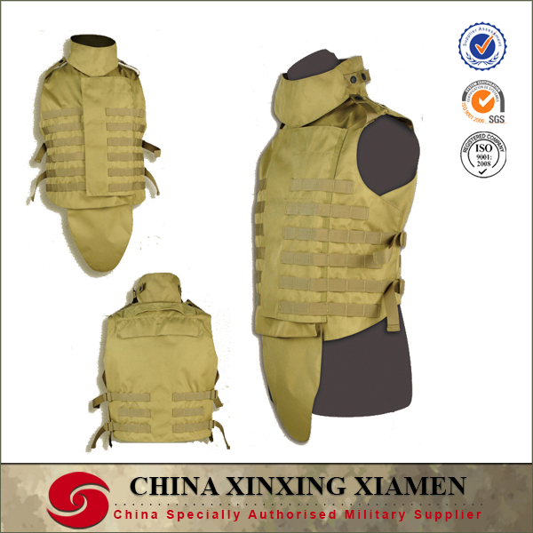 Tactical Vest AK 47 level 3 full body armor bulletproof vest