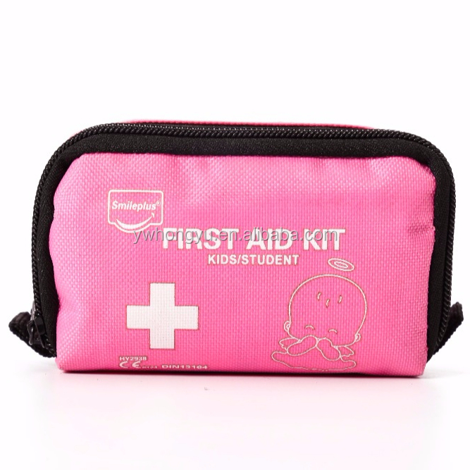 Smileplus New Useful Kids Baby Travel Bag First Aid Kit,Medical First Aid Kit,emergency first aid kit