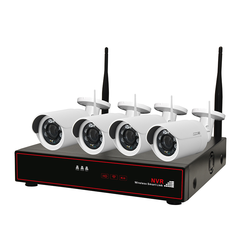 1080p security camera system wireless wifi nvr hikvision cctv kits
