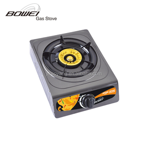 Mini butane portable non-stick single burner gas stove BW-1006