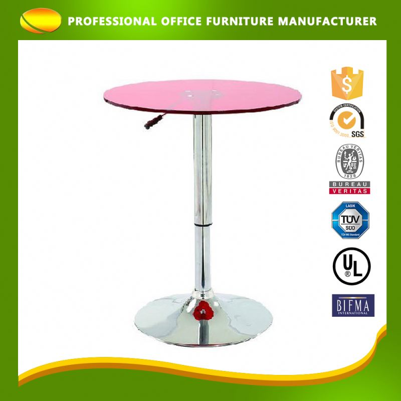 Customization Lifting Rotate Concrete Bar Kitchen Cheap Acrylic Swivel Chair