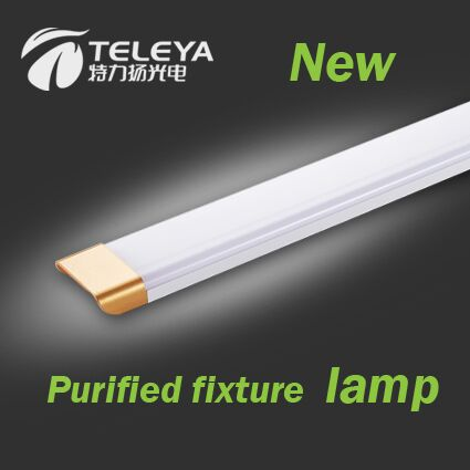 New products 27w 0.6m 85-265v 110lm/w Ra>80 white led tube batten light fixture lamp