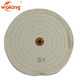 Cotton Buffing Cloth Wheel for Jewelry and Gemstone Polishing