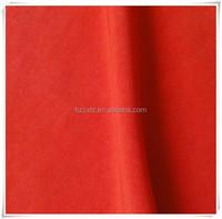 polyester wool peach 4 way stretch fabric