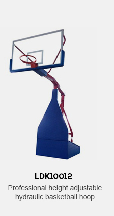profession basketball stand