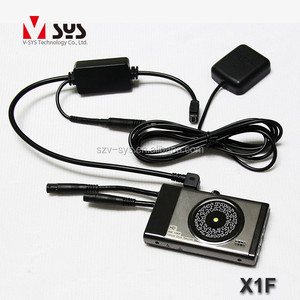 Car and motorcycles dvr with gps tracker driver recorder
