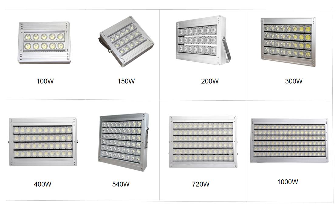 IP67 led tunnel light 80W flood lights 250W 400W MH/HPS lamps replacement