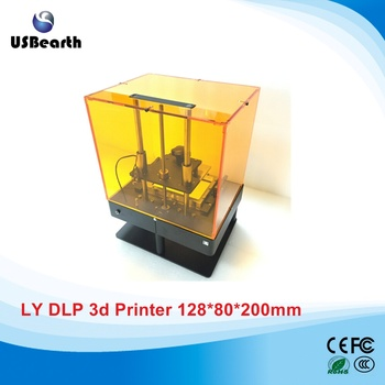 Ly Dlp-01 Dlp 3d Printer High Performance Jewellery Model Maker Faster  Forming Speed Than Fdm Sla Printer - Buy 3d Printer,Jewellery Model  Maker,Sla