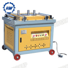 HW Cnc Automatic Steel Wire Bender/Iron Rebar Stirrup Bending Machine For Construction