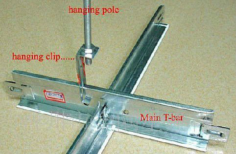 Low Price T Bar Amp T Grid Ceiling Clips Hot Sale In