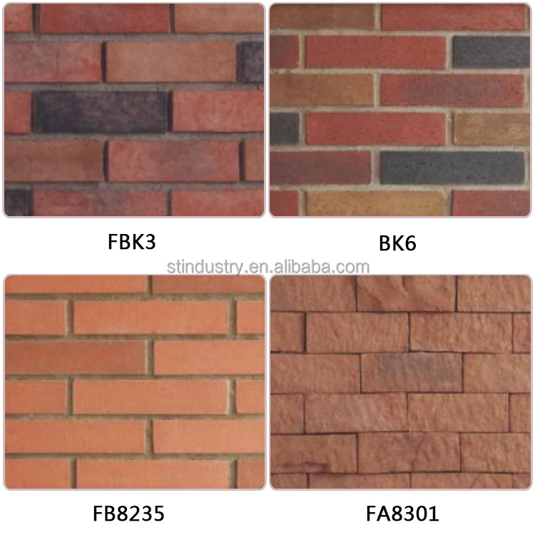 China Manufacturer Exterior White Faux Brick Wall Panels - Buy ...