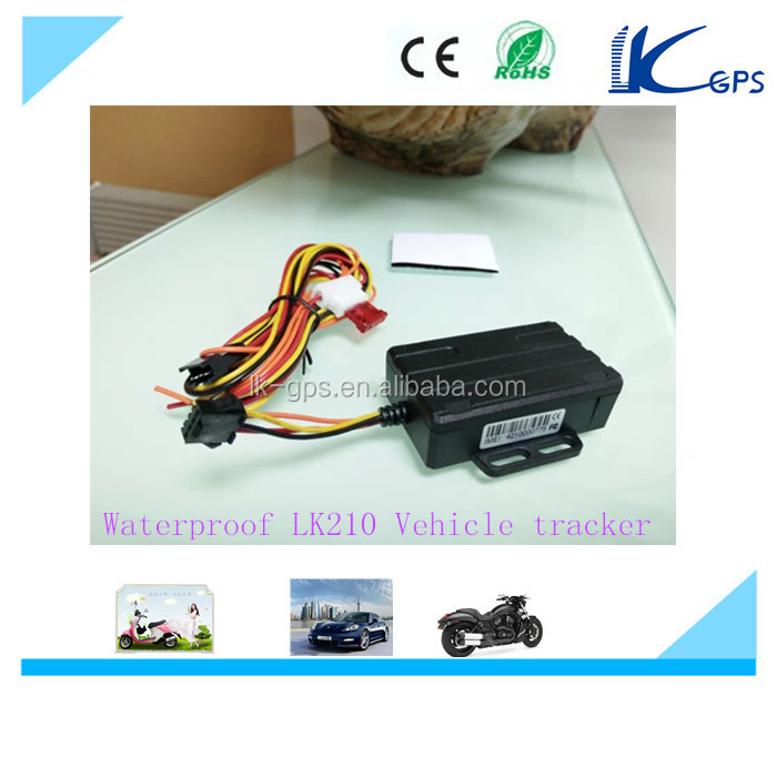 OBD mini waterproof GPS tracker work with gps gate