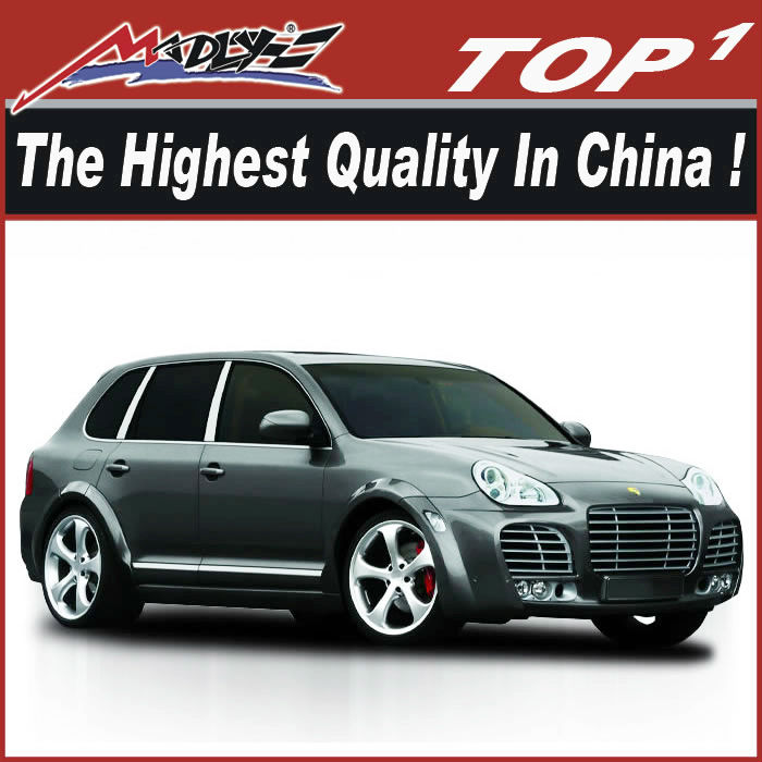 Body kit for Porsche 04-07 Cayenne 955 T Style