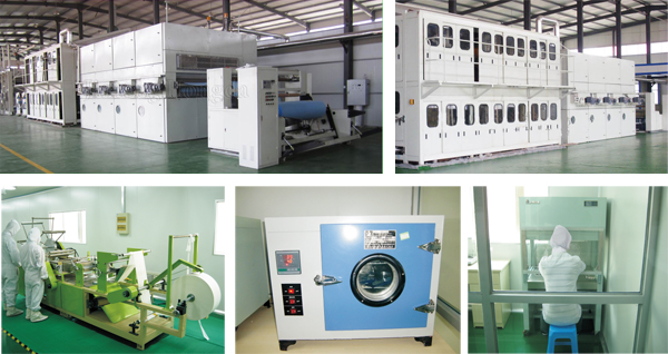 Dry Wipes Production s