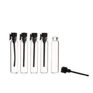 1ml 2ml 3ml perfume tester vial small glass vial, glass perfume vial wholesale