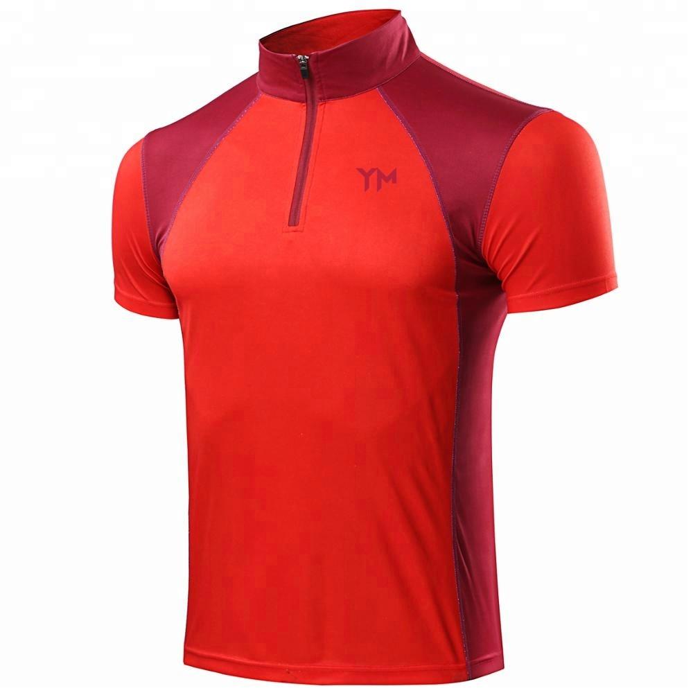 a0edfe3d4573e Diseño libre no moq ajuste seco de fútbol t camisa coolmax Deporte Camiseta  tee