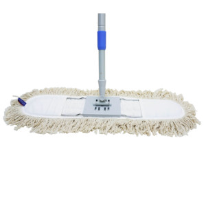 High quality commercial Cotton dust mop 60cm industrial mop