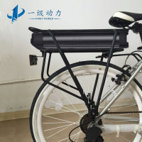 36V 11A rear rack mounted lithium battery for Ebike