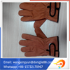 10 years China manufacturer golf motorcycle gloves leather/half finger leather gloves