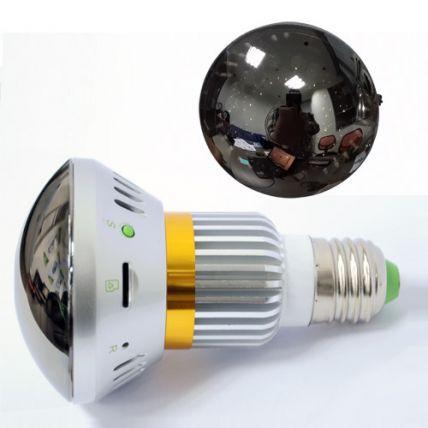 Bc-681m Mirror Hidden Camera Light Bulb