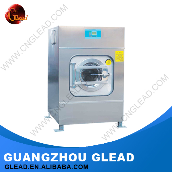 Professional laundry used industrial washing machine for Hotel