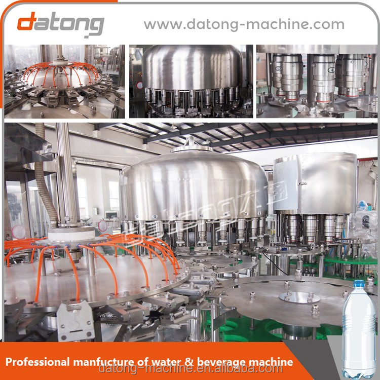 High quality custom colorful Mineral Water Bottling Plant Machine Sale for wholesale