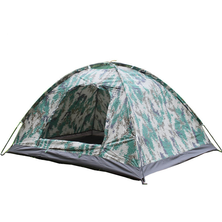 2 People Digital Military Camouflage Tent For Sale Outdoor Camping Lightweight Tent