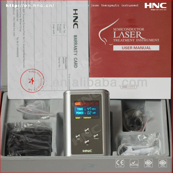 new low level laser therapy equipment for type 1 diabetes treatment