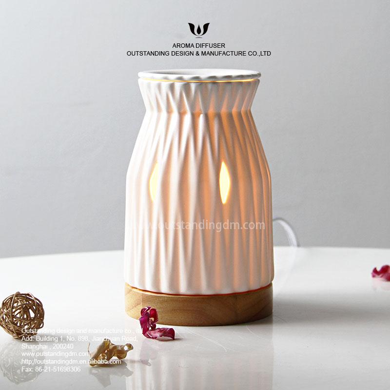 Excelente Design Fragrância Queimador de Óleo de Cerâmica Elétrica