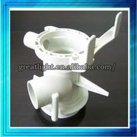 Customized Plastic nylon 3d printing/CNC rapid prototype