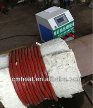 pipe PWHT indction heating equipment
