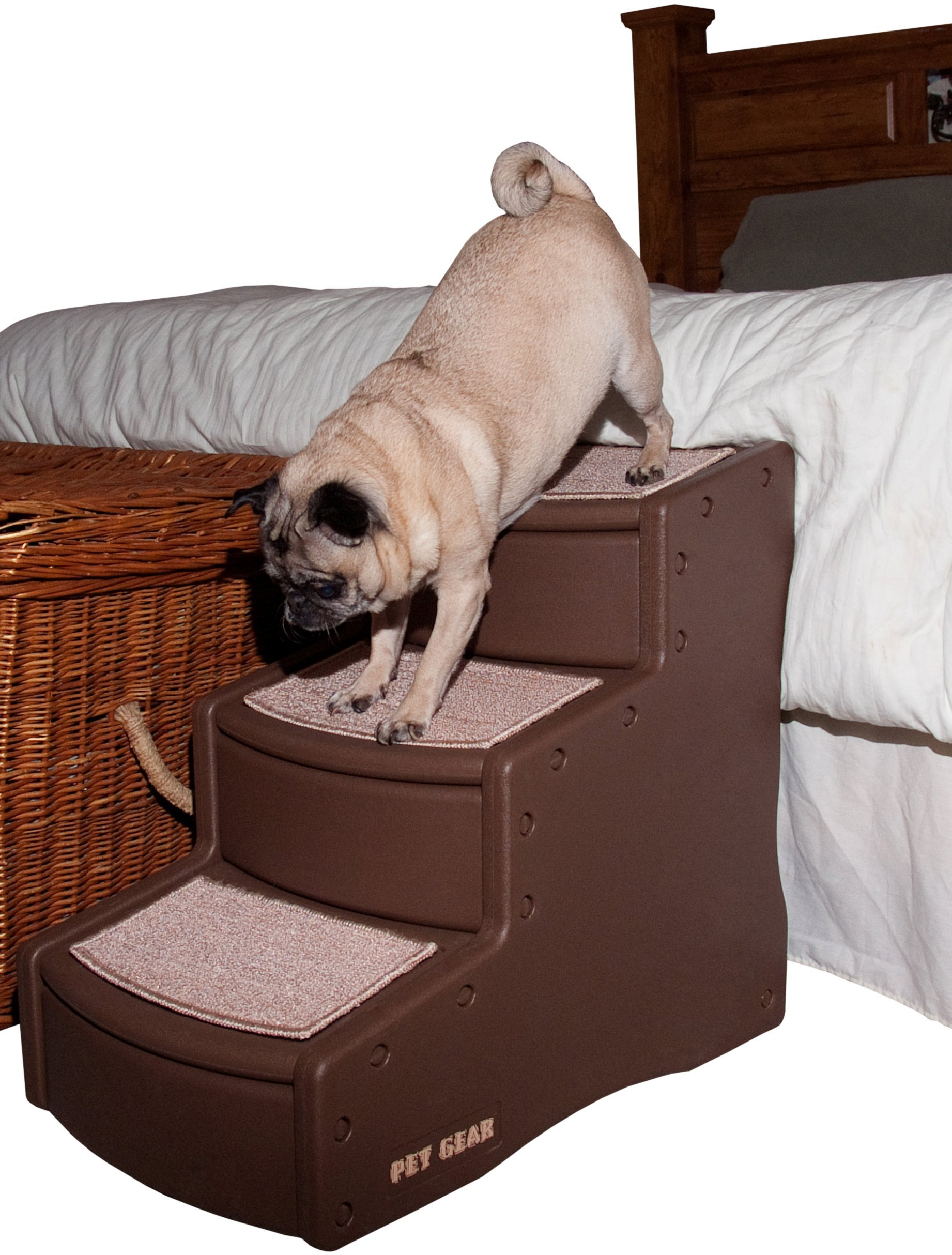 Ordinaire Get Quotations · Pet Gear Easy Step III Pet Stairs, 3 Step For Cats/Dogs,