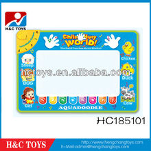 children magic water painting mat with music HC185101