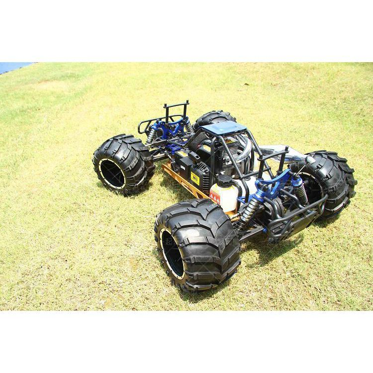 strongest power 1/5 scale 4WD gasoline powered truck PRC5403N rc model for sale 2014