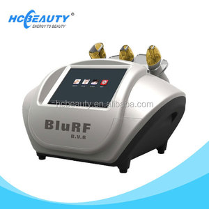 RU+7 slimming machine with RF 633nm blue light plus vacuum